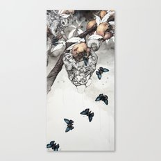 Sugar Gliders Canvas Print