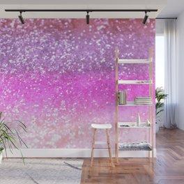 Unicorn Girls Glitter #1 #shiny #decor #art #society6 Wall Mural