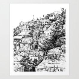 Krystal Gade Art Print