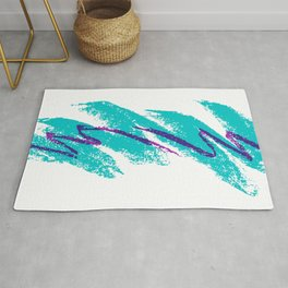 Solo Jazz Cup 90s Pattern Rug