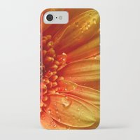tequila iPhone & iPod Cases featuring Tequila Sunrise by Tracy66