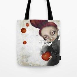 Treacherous gift  Tote Bag