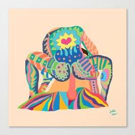 SIT ON IT! Canvas Print