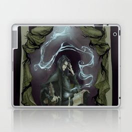 Tragically Ever After: Severus Snape Laptop & iPad Skin