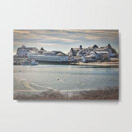 Wychmere Beach Club, Harwich, Cape Cod, Massachusetts Metal Print