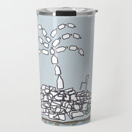 Plastic Isle Travel Mug