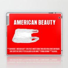American Beauty Movie Poster Laptop & iPad Skin