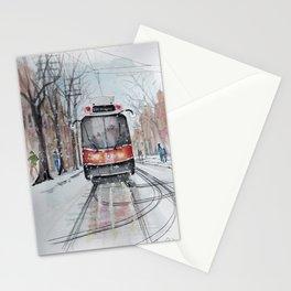 The 501 Neville Park Streetcar Stationery Cards
