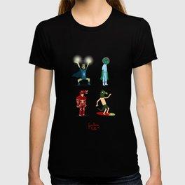 Gooseberry Falls Heroes volume 4 T-shirt