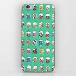 Candy Jars iPhone Skin