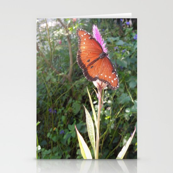 Spread My Wings Stationery Cards