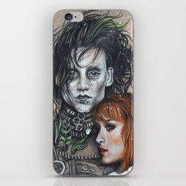 """Oh, Edward"" iPhone Skin"