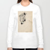 storm Long Sleeve T-shirts featuring storm by Eszter Mezei