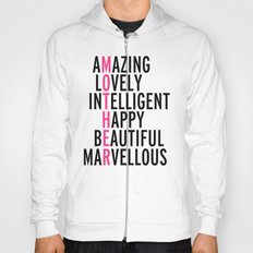 Mother Quote Hoody