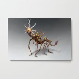 Thunder Bug - Volteon Stage Metal Print