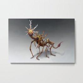 Thunder Bug - Volteon Stage Metal Print