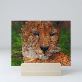 Samson-d Mini Art Print
