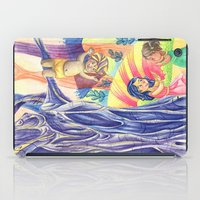 india iPad Cases featuring India by ArtByG
