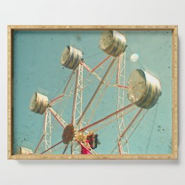 Ferris Wheel Serving Tray