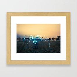 Tears W/JMR1 Framed Art Print