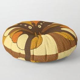 RETRO BUTTERFLY Floor Pillow
