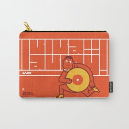 UNDO | Music to the people 12 Carry-All Pouch