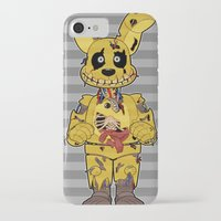 fnaf iPhone & iPod Cases featuring Poor Little Souls by FrankenPup