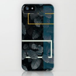 Blue Fall #society6 #decor #buyart iPhone Case