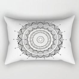 A2 mandala Rectangular Pillow