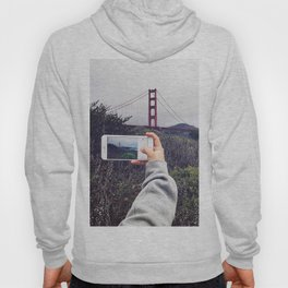 Pocket shot Hoody