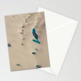 ALASKA: glacier pools alaska range Stationery Cards