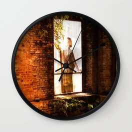 Parque das Ruinas Wall Clock