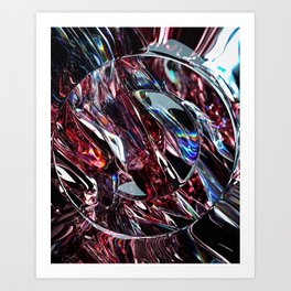 Nihilists...  Art Print