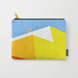 Modern Communication - Minimal Photography Carry-All Pouch