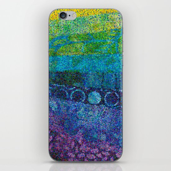 TwentyFourSeven iPhone & iPod Skin