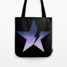 Blackstar not black Tote Bag