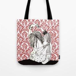 It takes two to tango! Tote Bag
