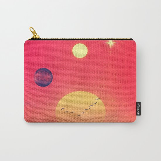 Empire of the Sun Carry-All Pouch