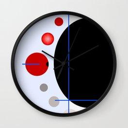Symmetry Radiant 3 Wall Clock