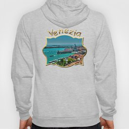 The Saint Mark Basin - Venice, Itay Hoody