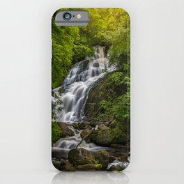 Torc Waterfall-Killarney iPhone Case