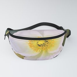 Poppy of Peace by Reay of Light Fanny Pack