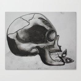 Bitten Canvas Print