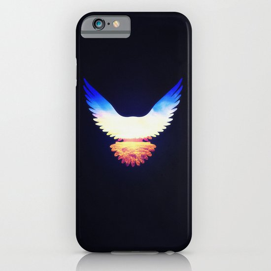 The Wild Wings iPhone & iPod Case
