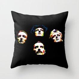 Rock You Throw Pillow