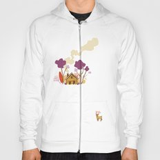 Cabin in Woods Hoody