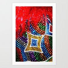 Maracatu Art Print