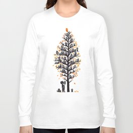 Hoot Lodge Long Sleeve T-shirt