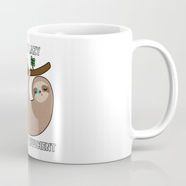 I'm Not Lazy I'm Energy Efficient Coffee Mug