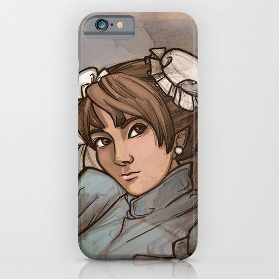 Chun Li iPhone & iPod Case